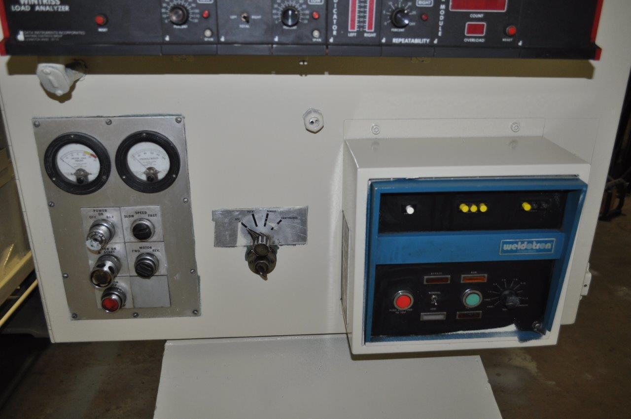 MINSTER P2-100 STRAIGHT SIDE PRESS