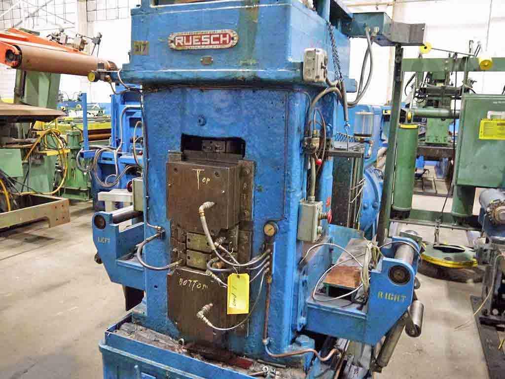 4 HI 1 Stand Ruesch Rolling Mill