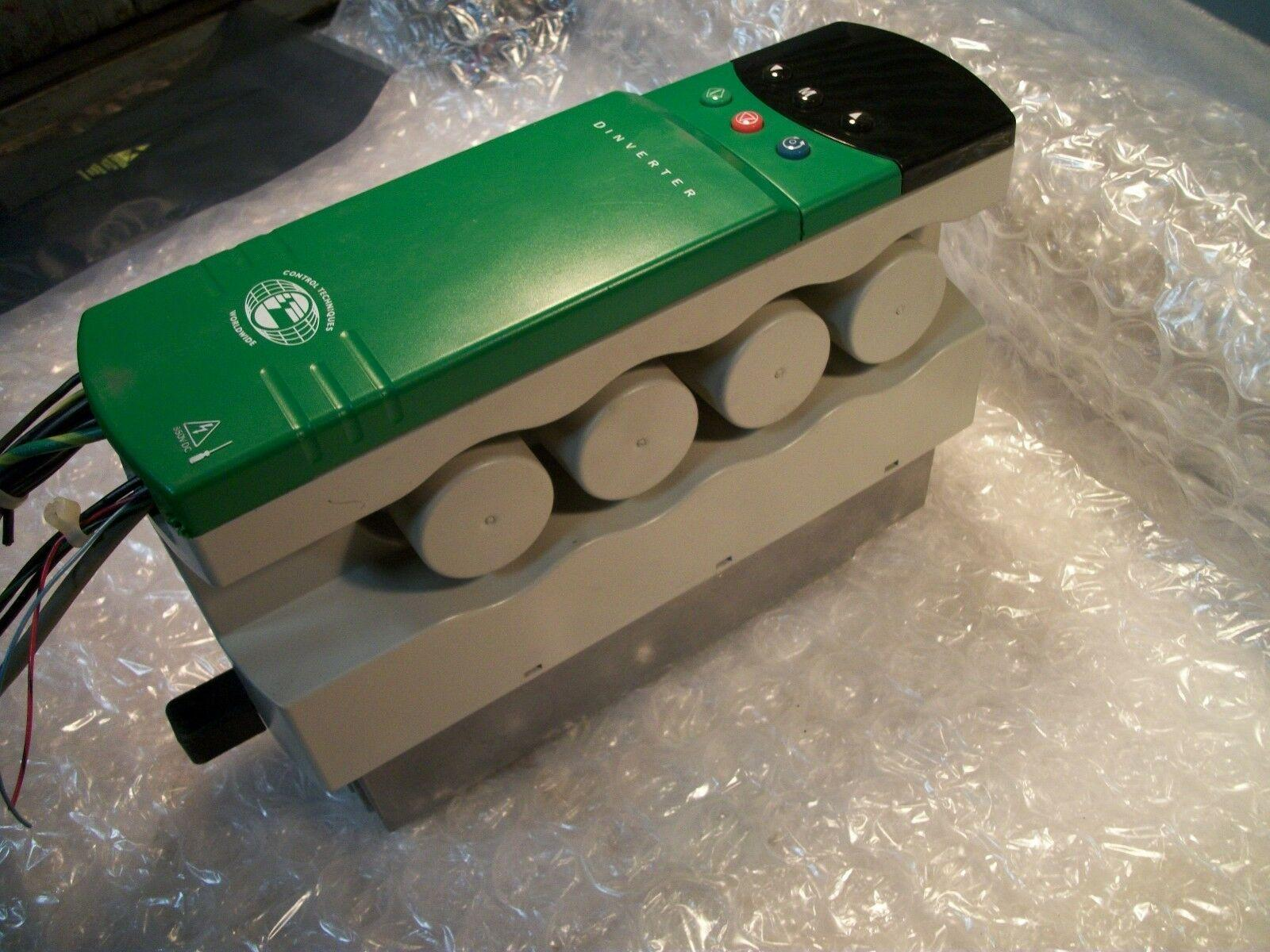 Control Techniques High Frequency Drive Dinverter 1220220B 103G8 3HP