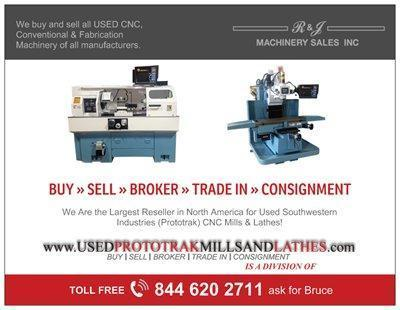 Southwestern Industries Trak TRL 1845SX (2014) Prototrak SLX CNC Control
