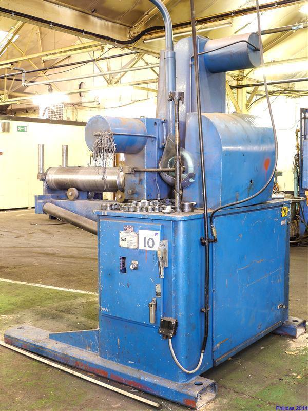 RMG Model 1216-01 Uncoiler