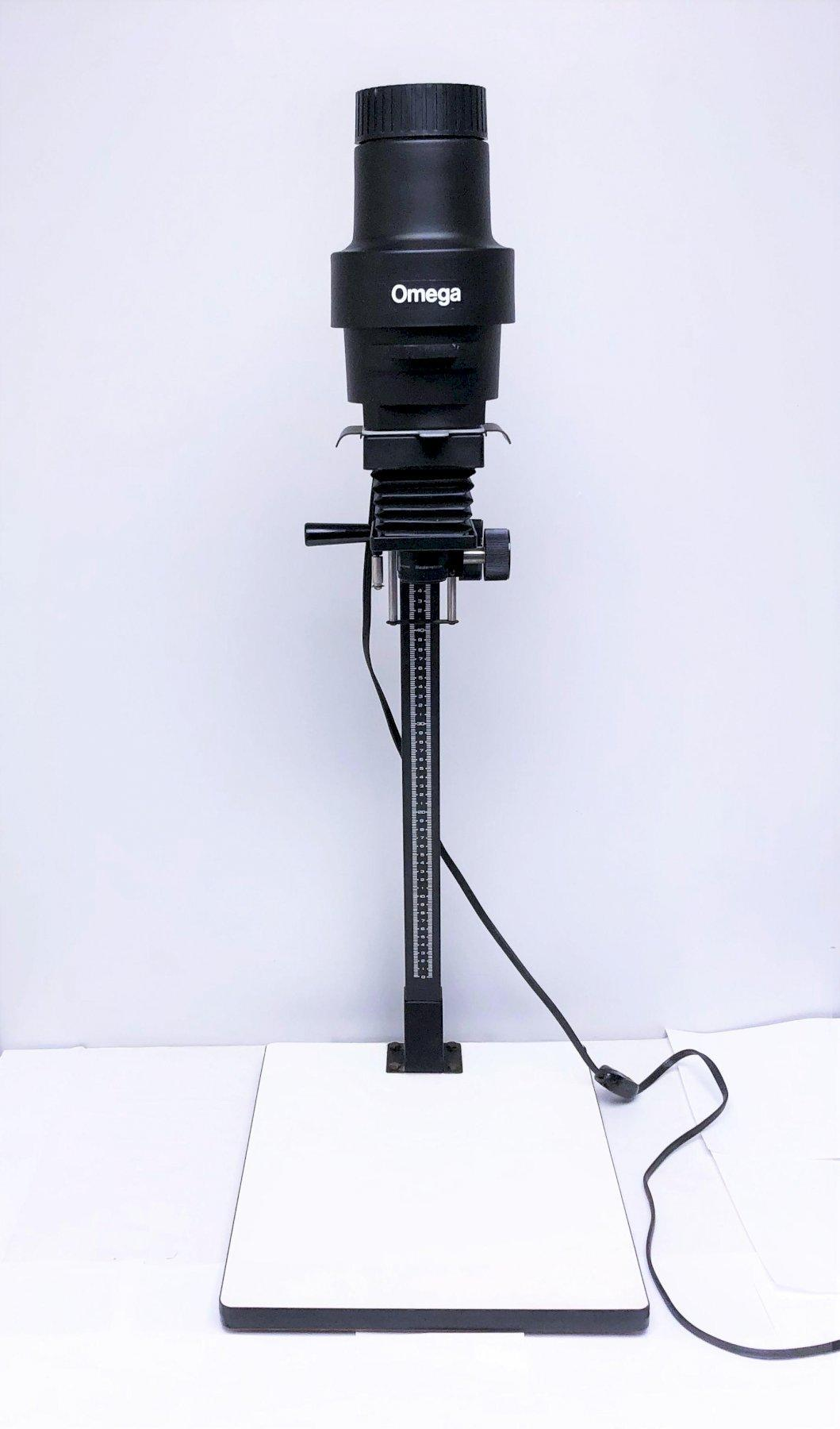 OMEGA ENLARGER MODEL C700 6 x 7 CONDENSER: STOCK #13703
