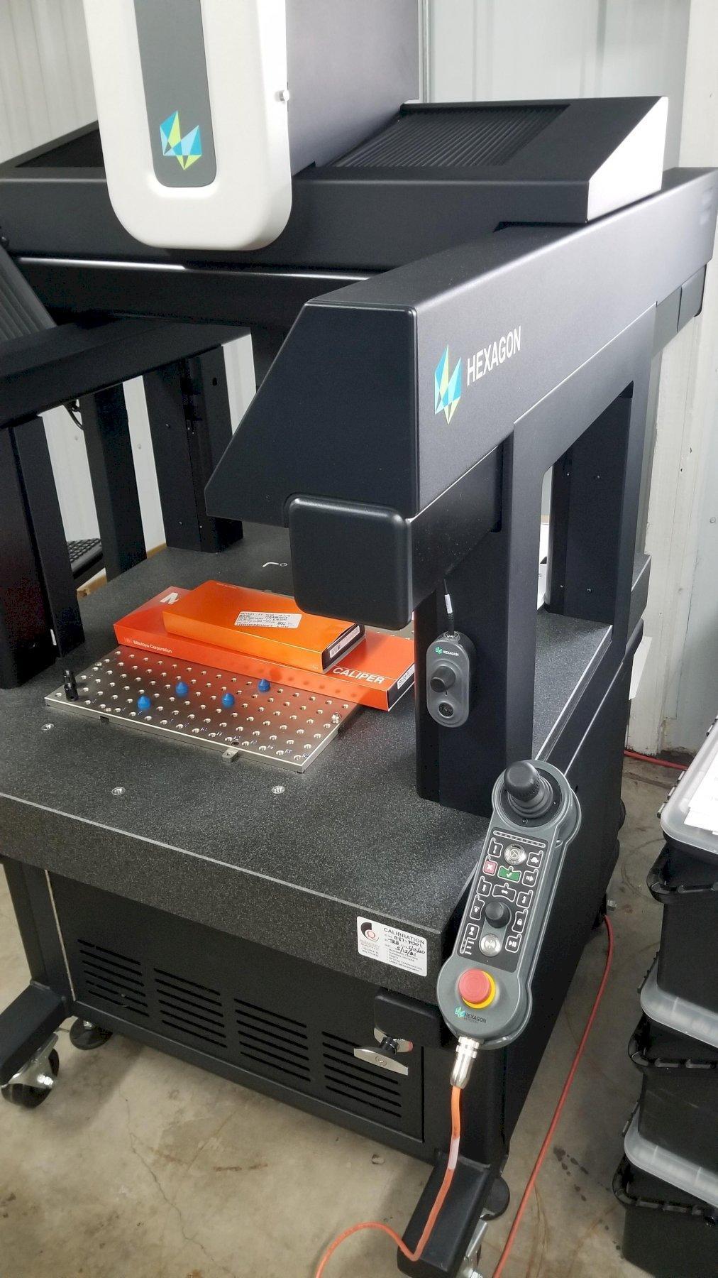 BROWN & SHARPEBrown & Sharpe Global 4.5.4 UA Shop Floor DCC Coordinate Measuring Machine (CMM)(#33221)