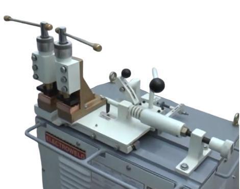Electroweld Model RBW-30 Hand Operated 30 KVA Butt Welder