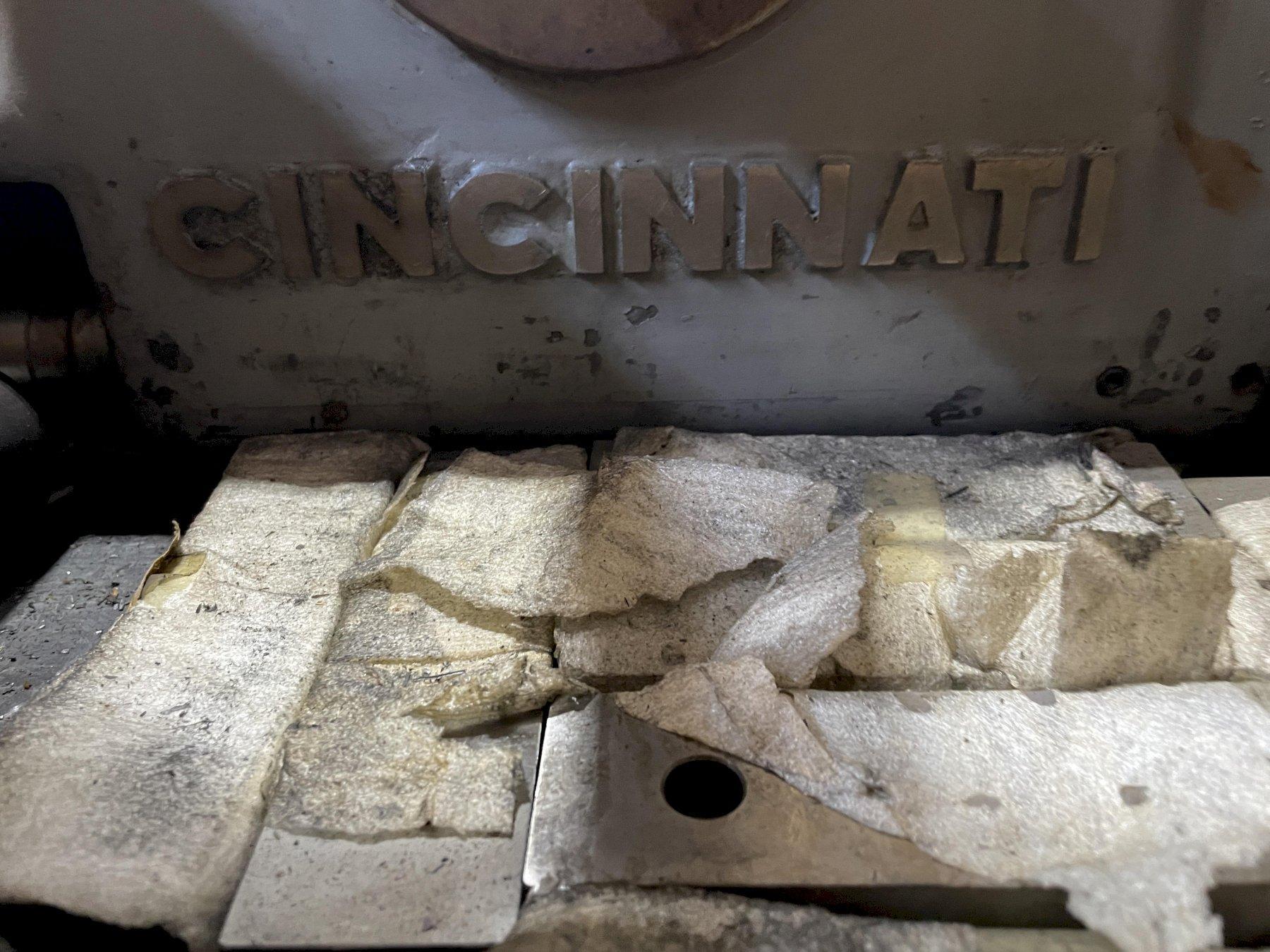 "Cincinnati Rack Milling Attachment, 1-1/4"" Arbor, Fits All Cincinnati Horiz Dial Type Milling Machines."