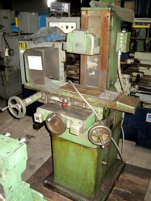 Covel Model 612 Surface Grinder