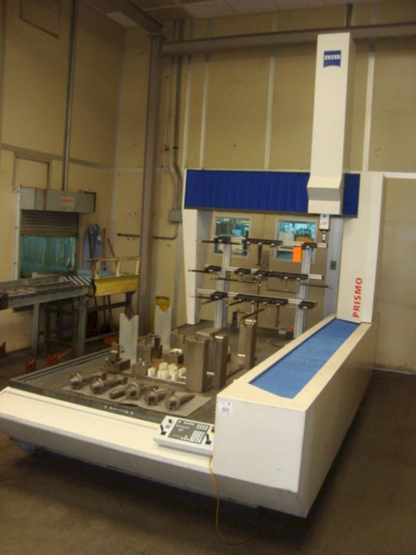 Zeiss Prismo 12/24/10 DCC Coordinate Measuring Machine (CMM) (#33276)