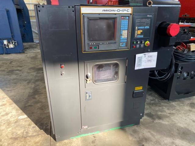 "1998 Amada Pega357, 33 Ton, 50"" x 72"" Travel. CNC Turret Punch"