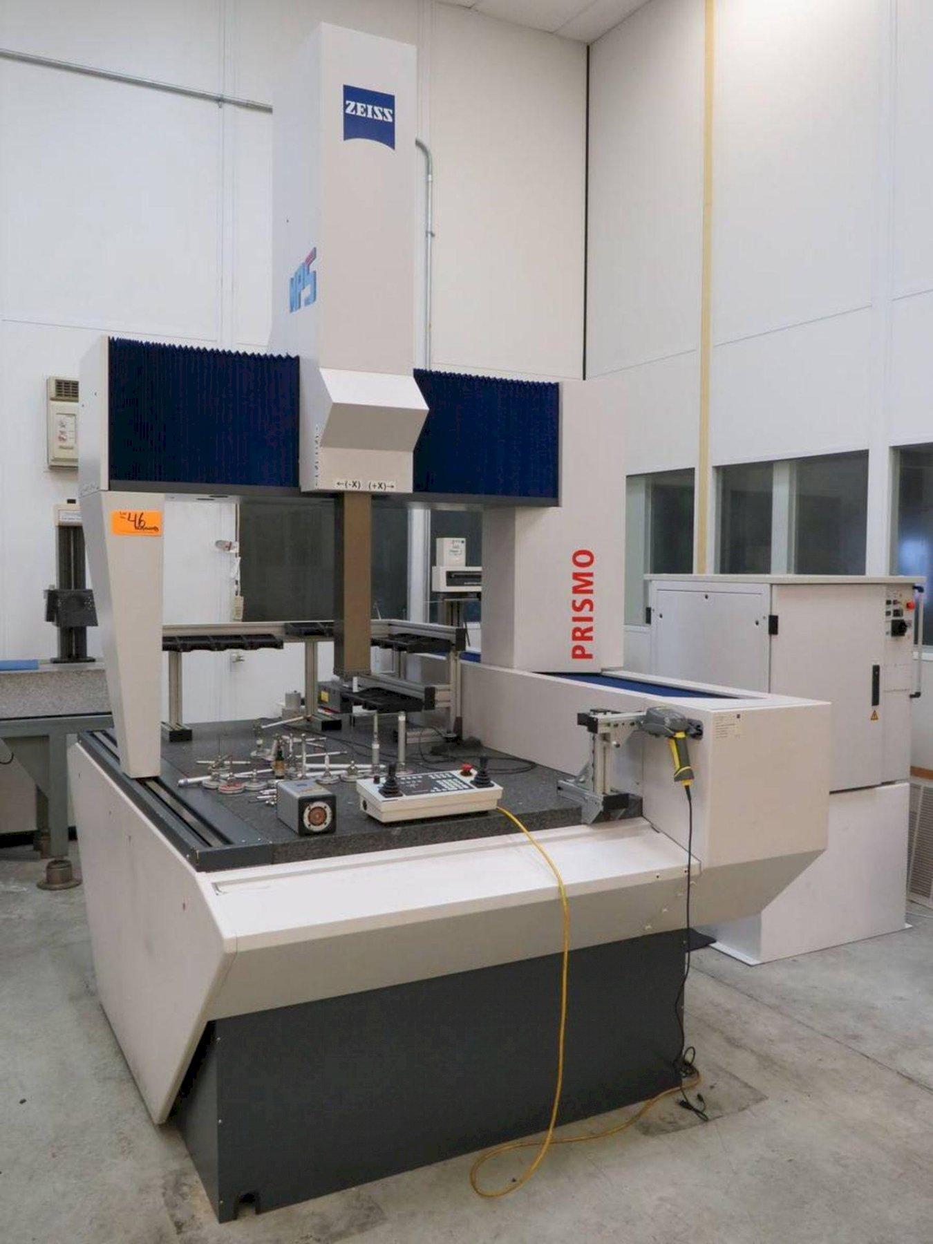 2008 Zeiss Prismo 9/15/7 Coordinate Measuring Machine (CMM)