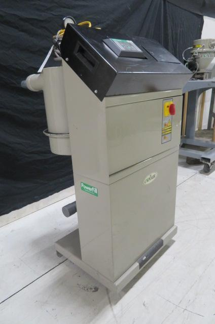Conair Used PF 2.3 hp, Loader and DL8 Vacuum Receiver, 220V