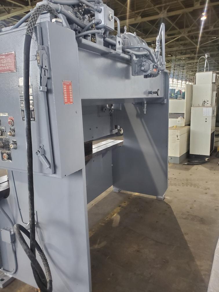 55 Ton x 8' Pacific J55-8 Hydraulic Press Brake