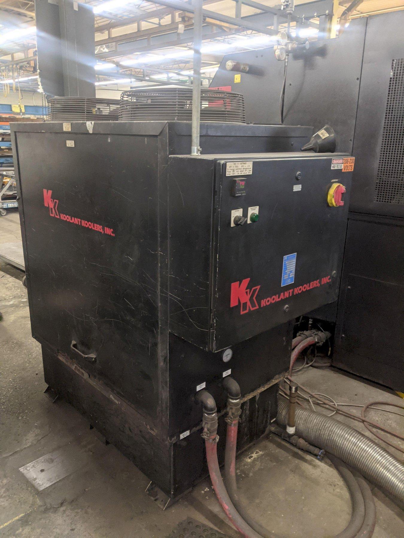 1999 Amada Pulsar 24515, 5x10, 2000 Watt CNC Laser