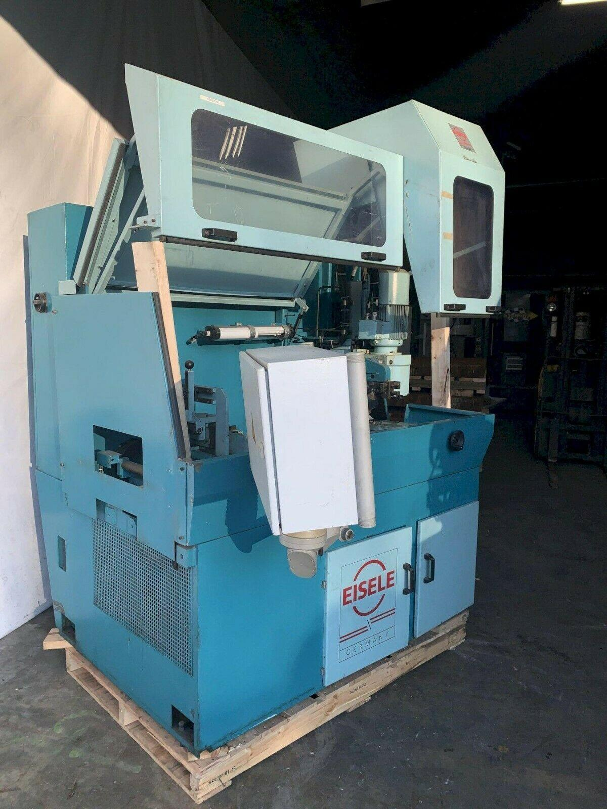 EISELE MODEL VA O-H-NC AUTOMATIC COLD SAW