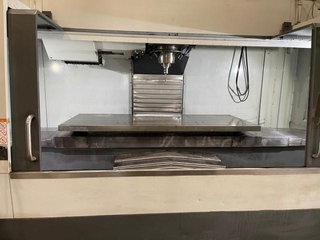 """USED HAAS 84"""" X 40"""" CNC VERTICAL MACHINING CENTER MODEL VF-9, Stock # 10818, Year 2018"""
