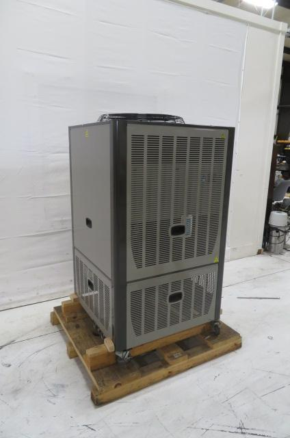 AEC Used GPAC-20 Air Cooled Portable Chiller, 5 ton, 480V, Yr. 2016