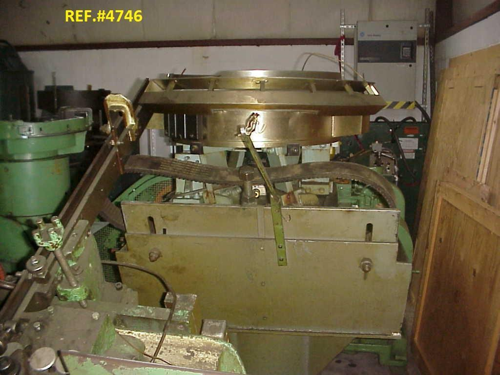 #10 Hartford 10-300 Automated Flat Die Thread Roller