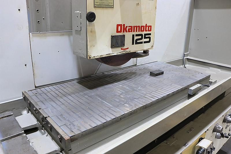 """20"""" x 48"""" OKAMOTO ,PFR; [DH-125FC/SVV-20-48FC  """"HIGH PRECISION"""" """"COLUMN TYPE""""  SURFACE GRINDER WITH AUTOMATIC INCREMENTAL DOWNFEED"""