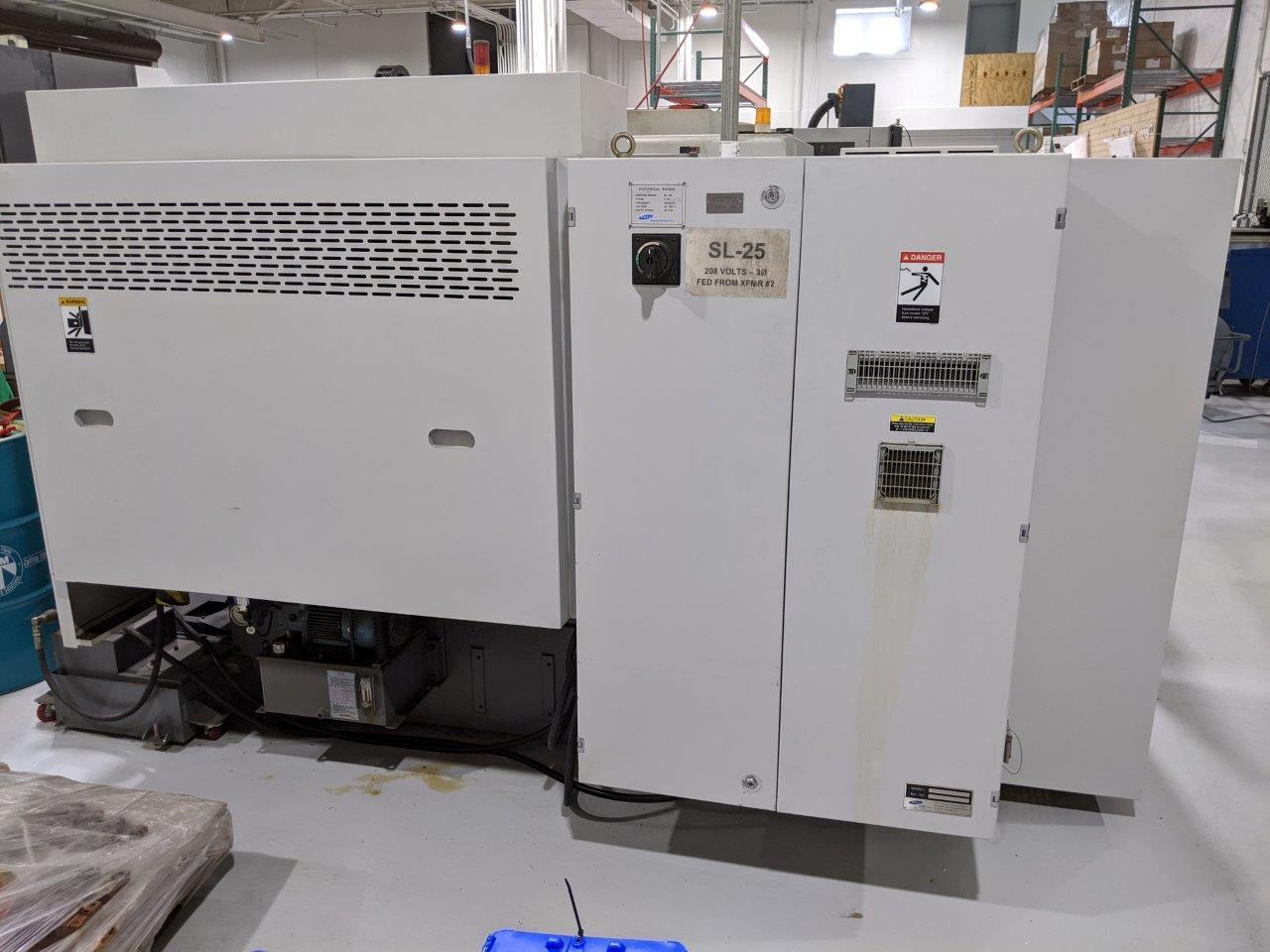 Samsung SL-25B/500 CNC Horizontal Lathe