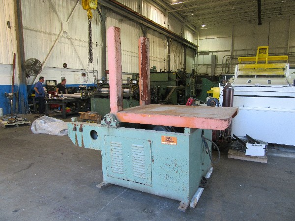 (S) Dallas Industries Coil Upender 10,000 Lbs. Capacity