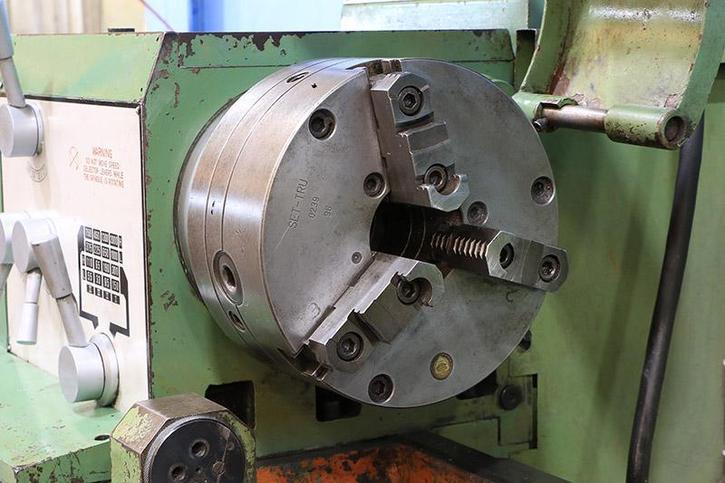 """16""""/23"""" x 40"""" Victor Removable Gap Bed Engine Lathe Model 1640B"""