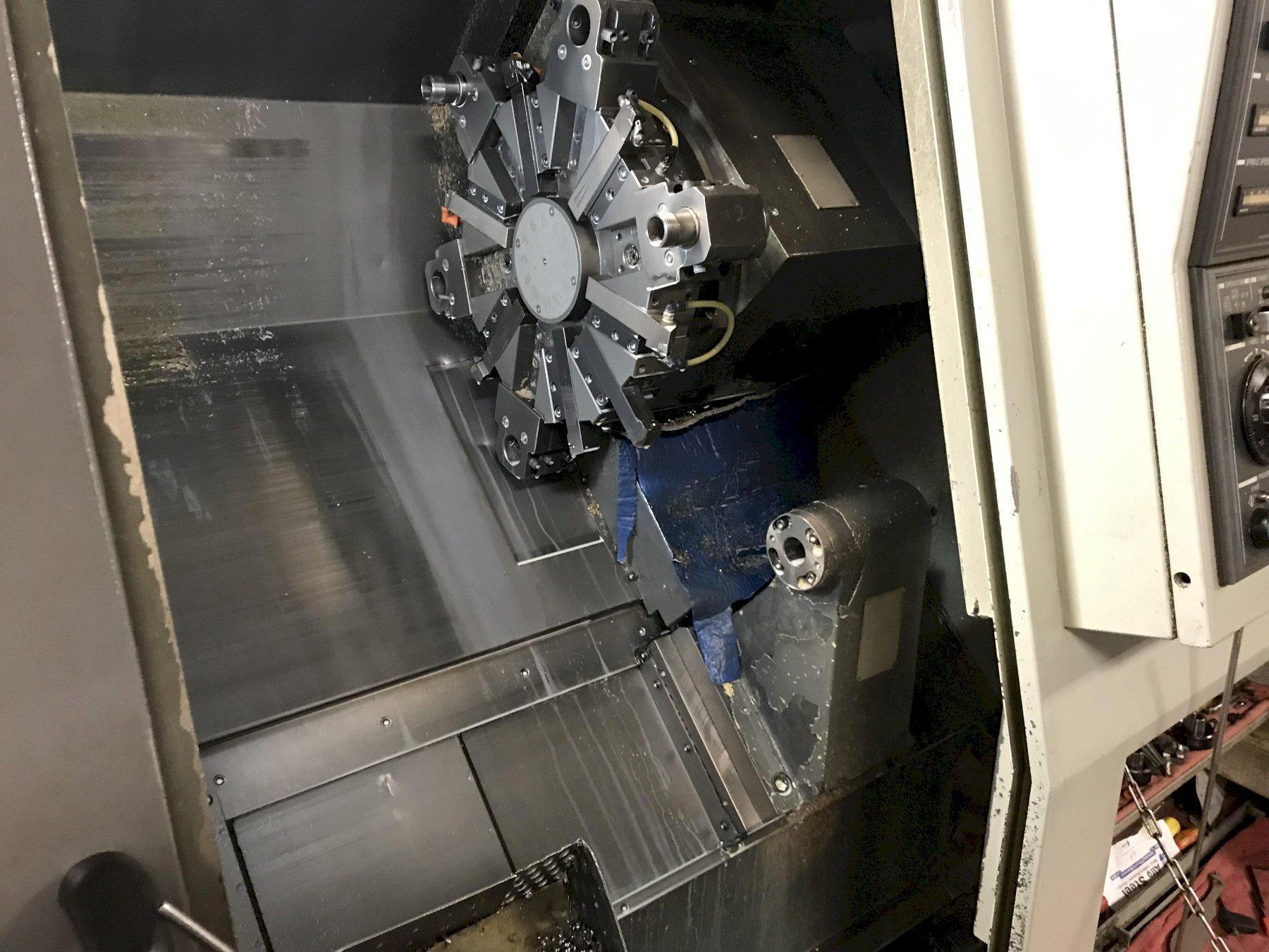 2011 Hyundai Kia SKT-21L - CNC Horizontal Lathe