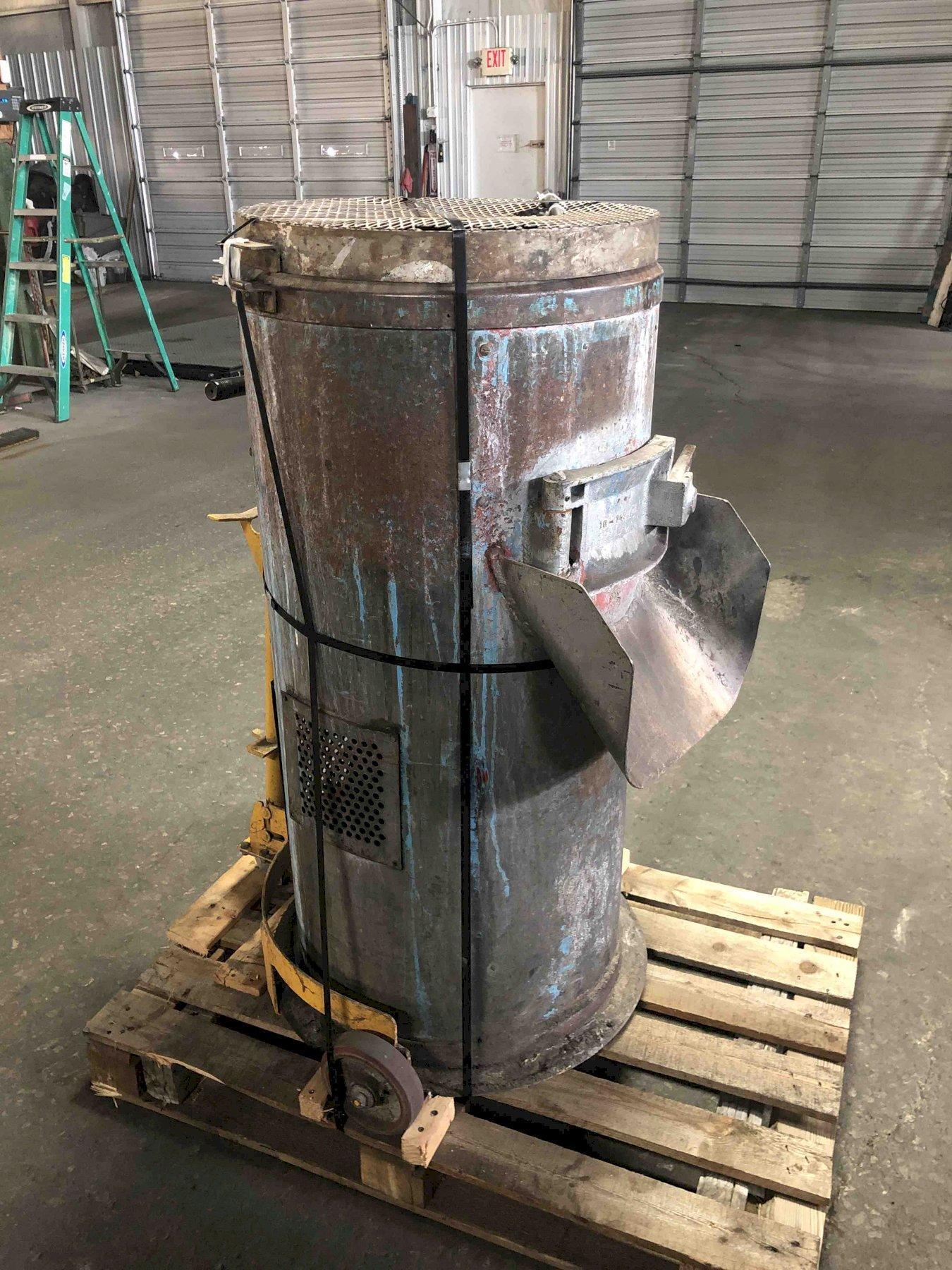 carver model 1gf s blade mixer