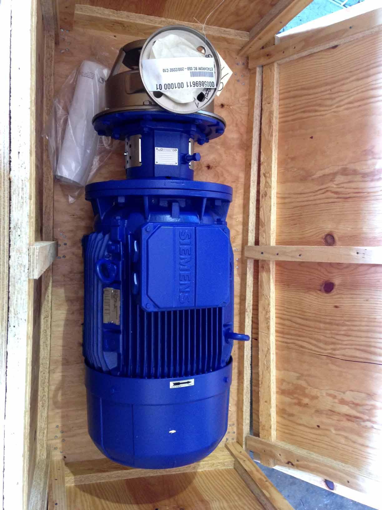 KSB Etachrom BC 050 - 200/2202 C10 Close-Coupled Pump