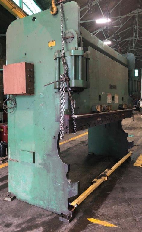 350 Ton x 14' CINCINNATI No. CB350X12 Hydraulice Press Brake