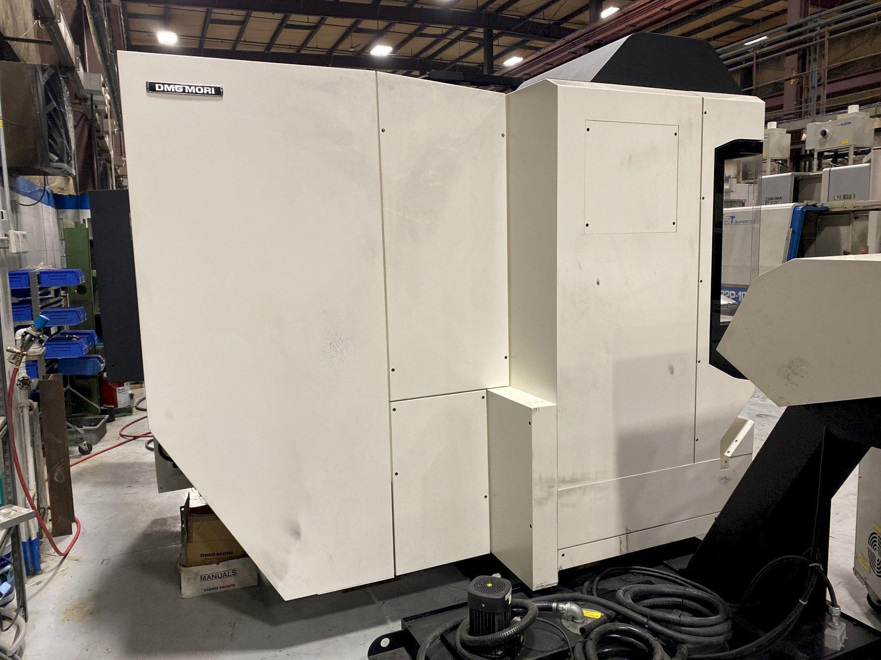 DMG Mori ecoMill 1100v CNC Vertical Machining Center