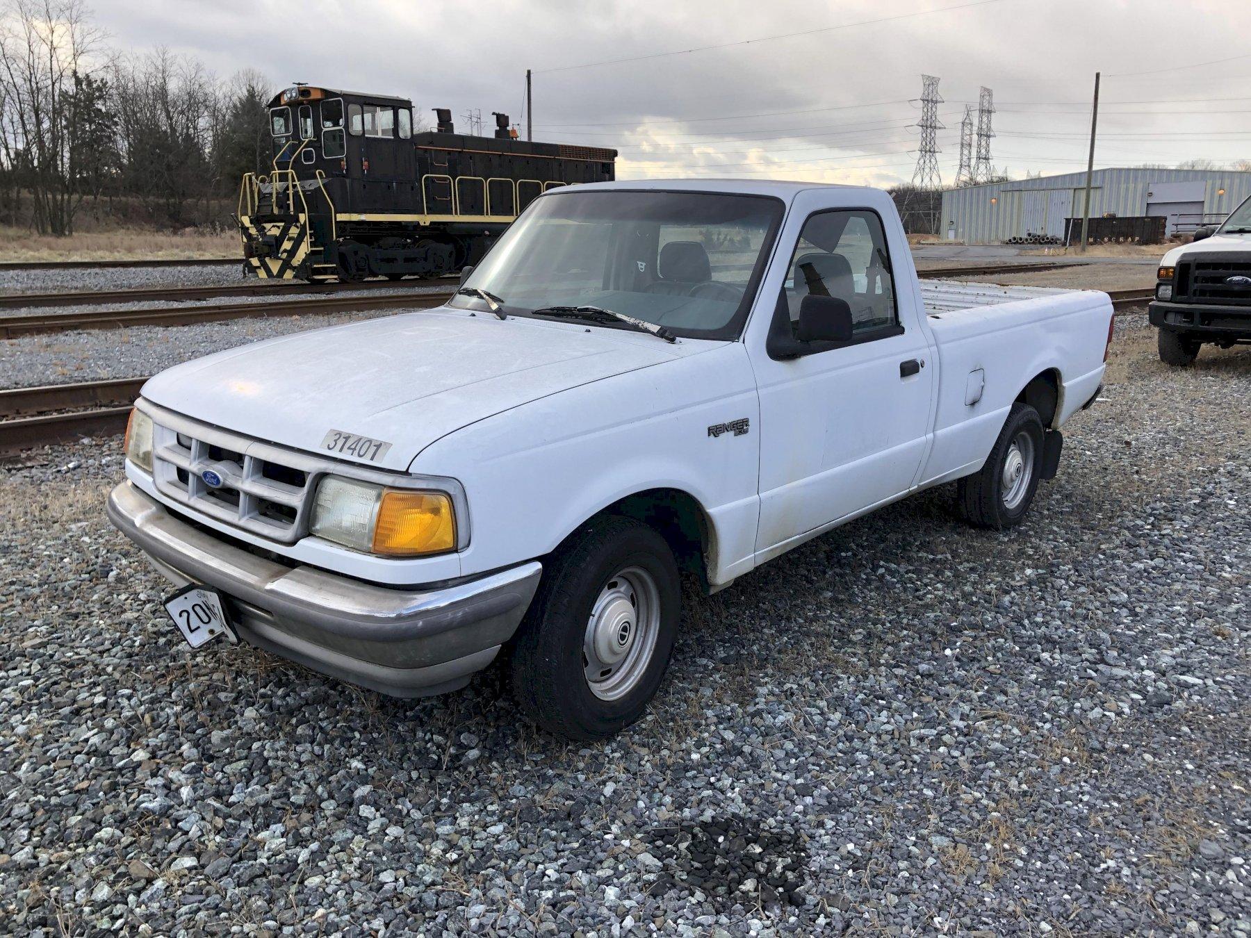 1992 Ford ranger xl pickup truck vin# 1ftcr10a0pub06436
