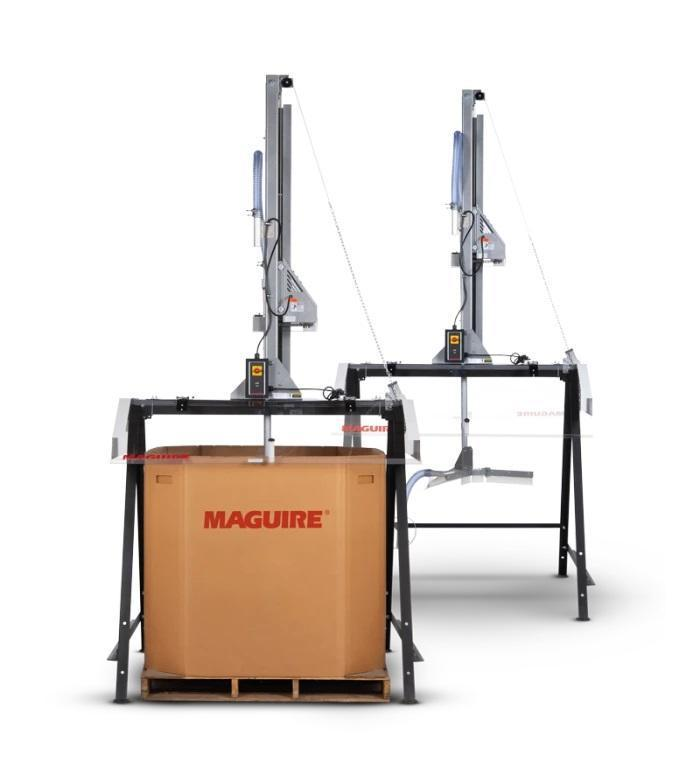 Maguire Gaylord Used SW-4815 Sweep, 110V