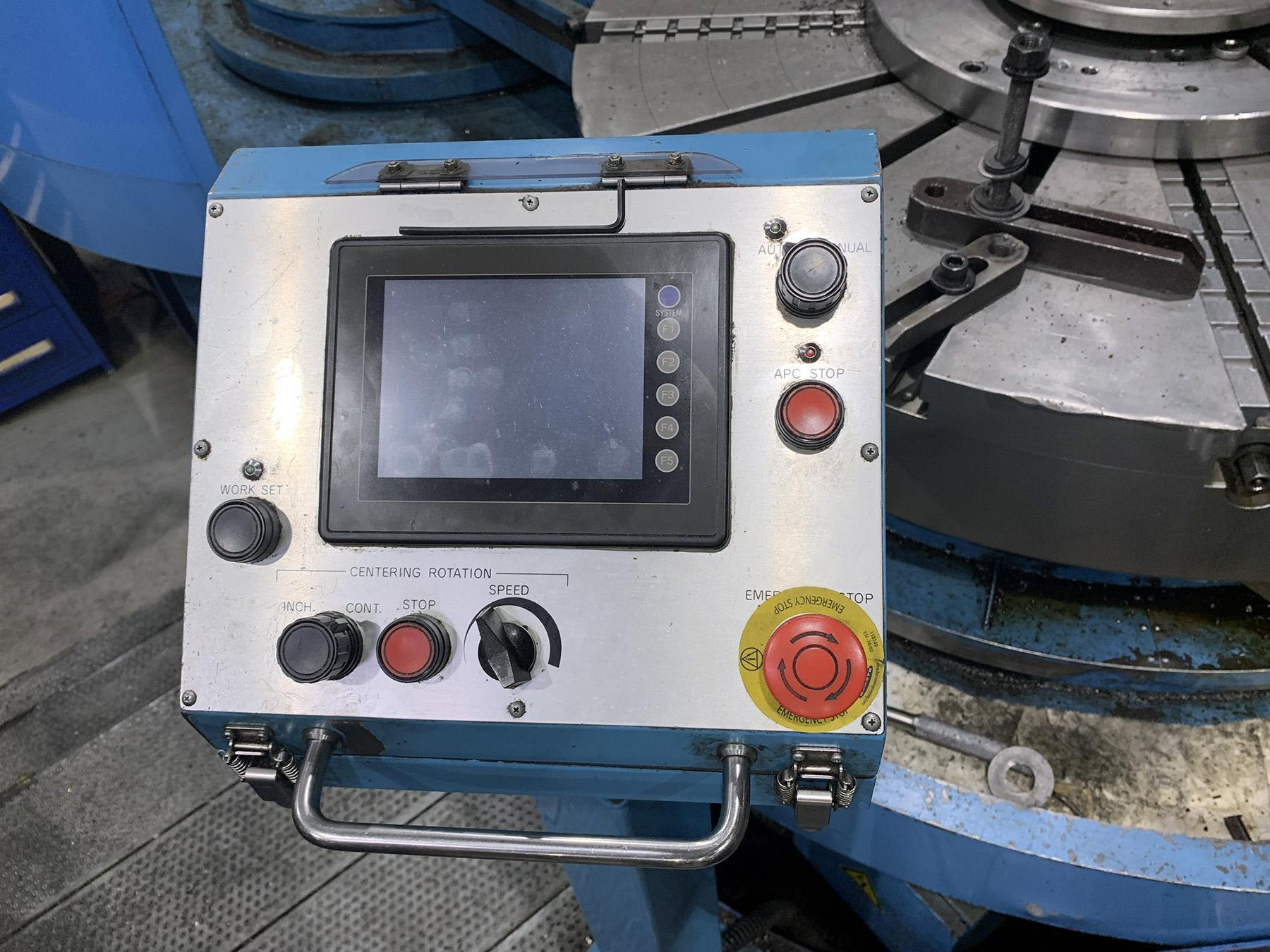 USED, O-M VTLEX 1600M DUAL PALLET 3 AXIS CNC VERTICAL MACHINING CENTER