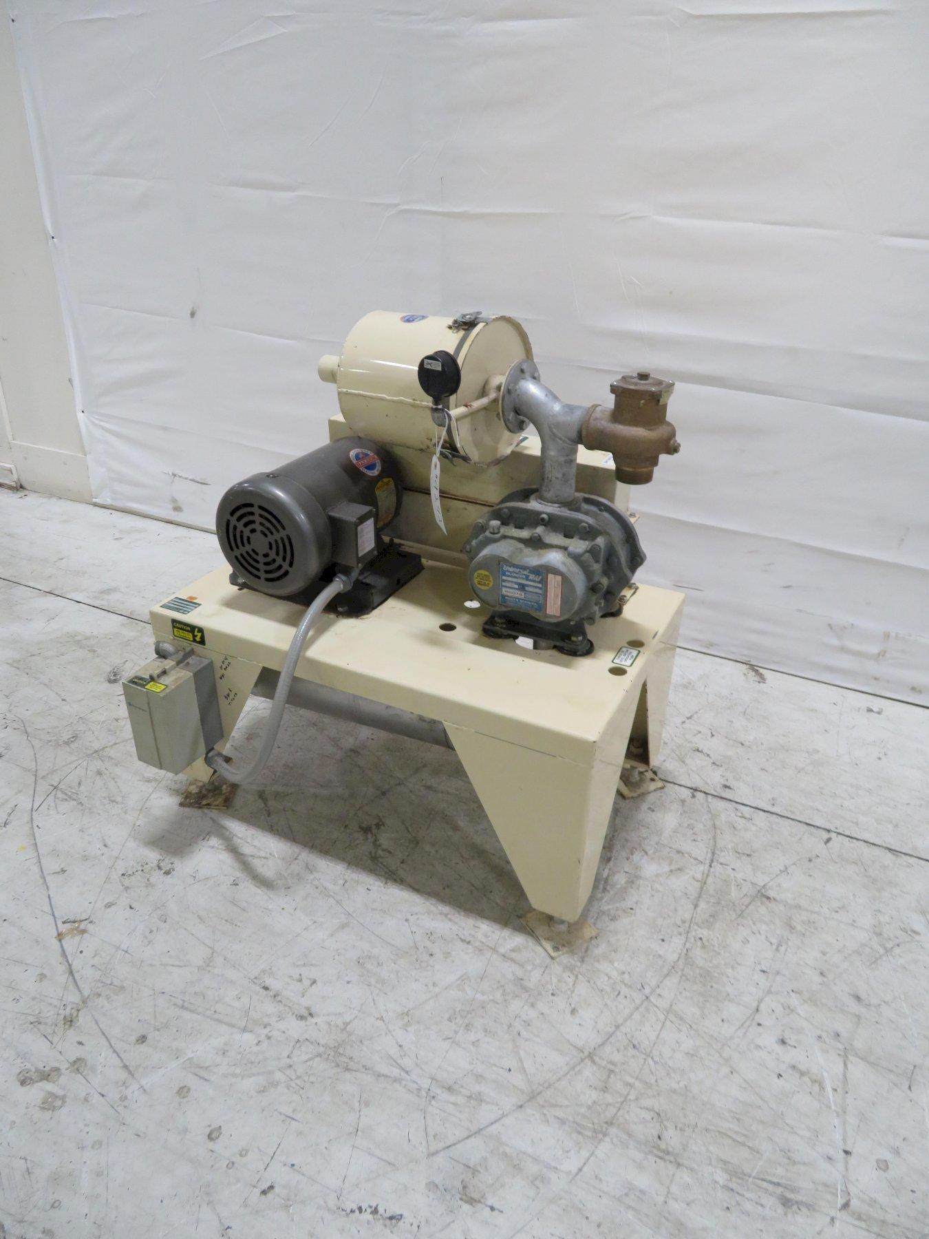 Conair Used 5hp Vacuum Blower, 460V