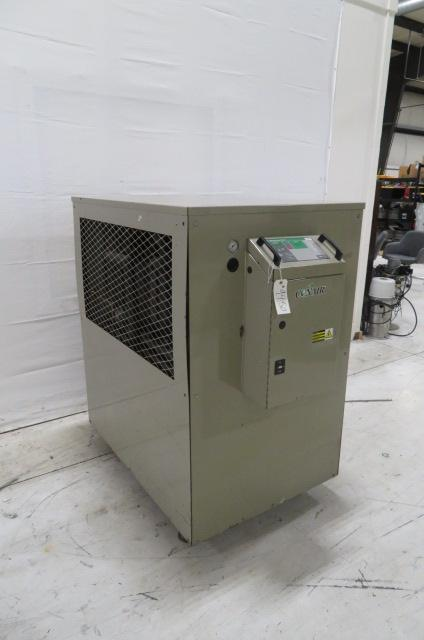 Conair Used MPA-5 Water Cooled Portable Chiller, 5 US ton, 230V