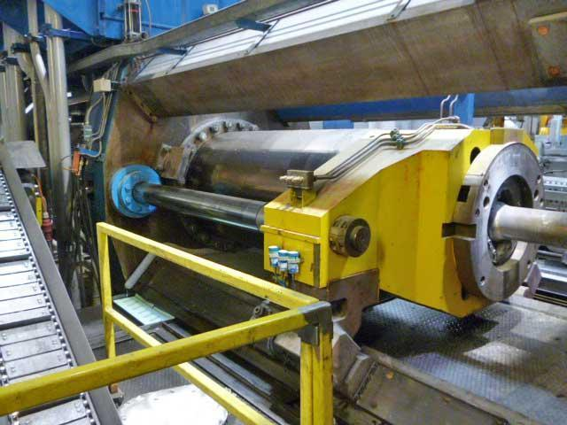 2200 Ton BREDA Aluminum Extrusion Press (13946)