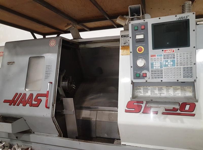 Haas SL-30T Lathe