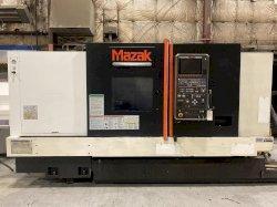 Mazak QTN-450II Horizontal CNC Lathe 2014