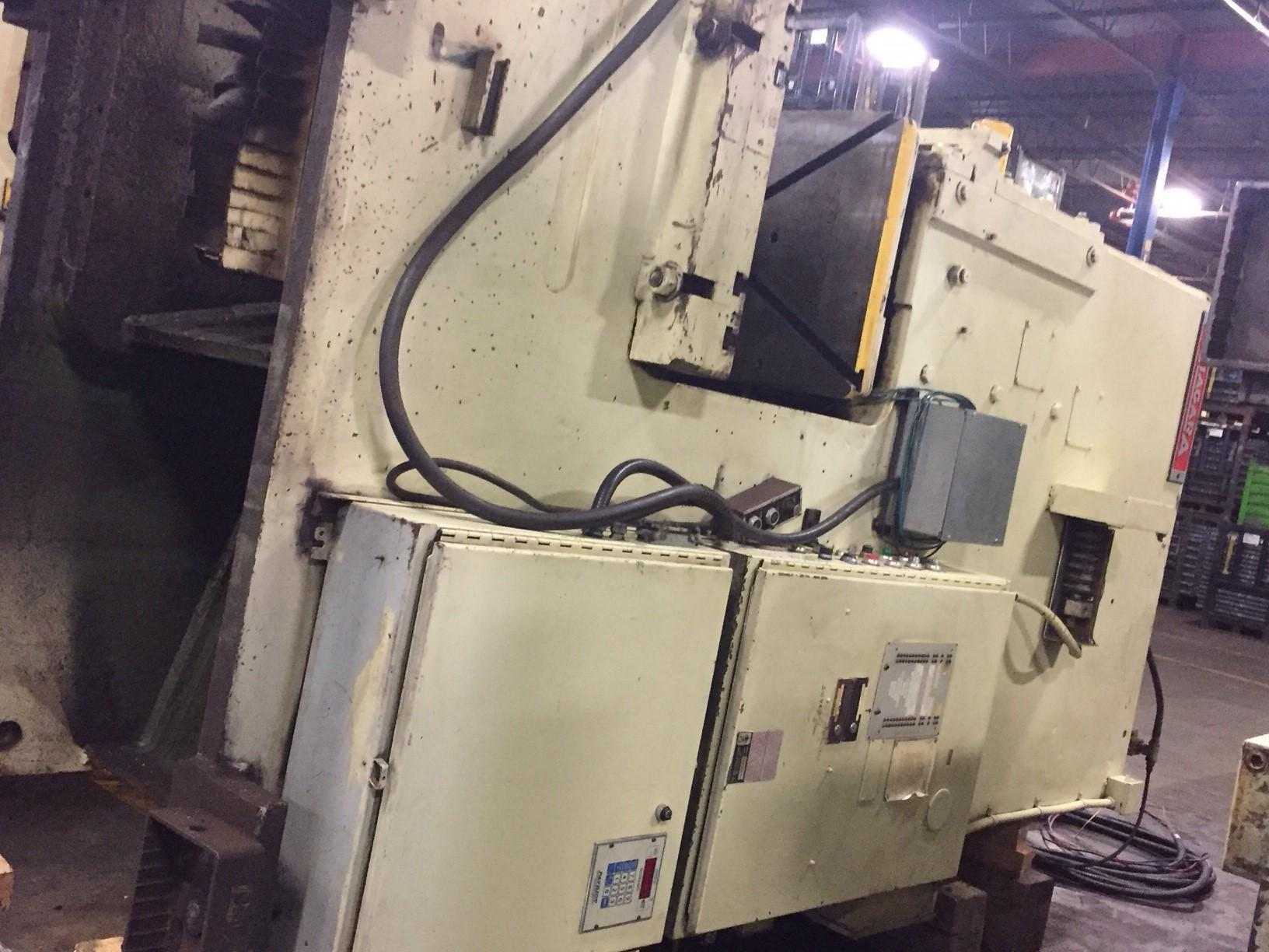 150 Ton Niagara E-150-S Gap Frame Press