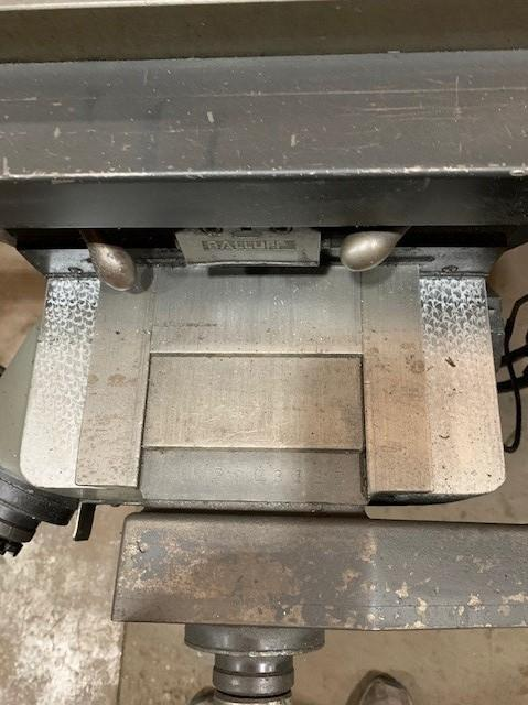 Bridgeport EZ-Trak CNC Mill