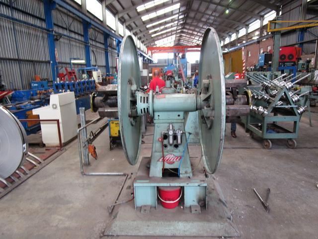"2"" (52mm) x 2mm Abbey Etna Stainless Steel Tube Mill Line"