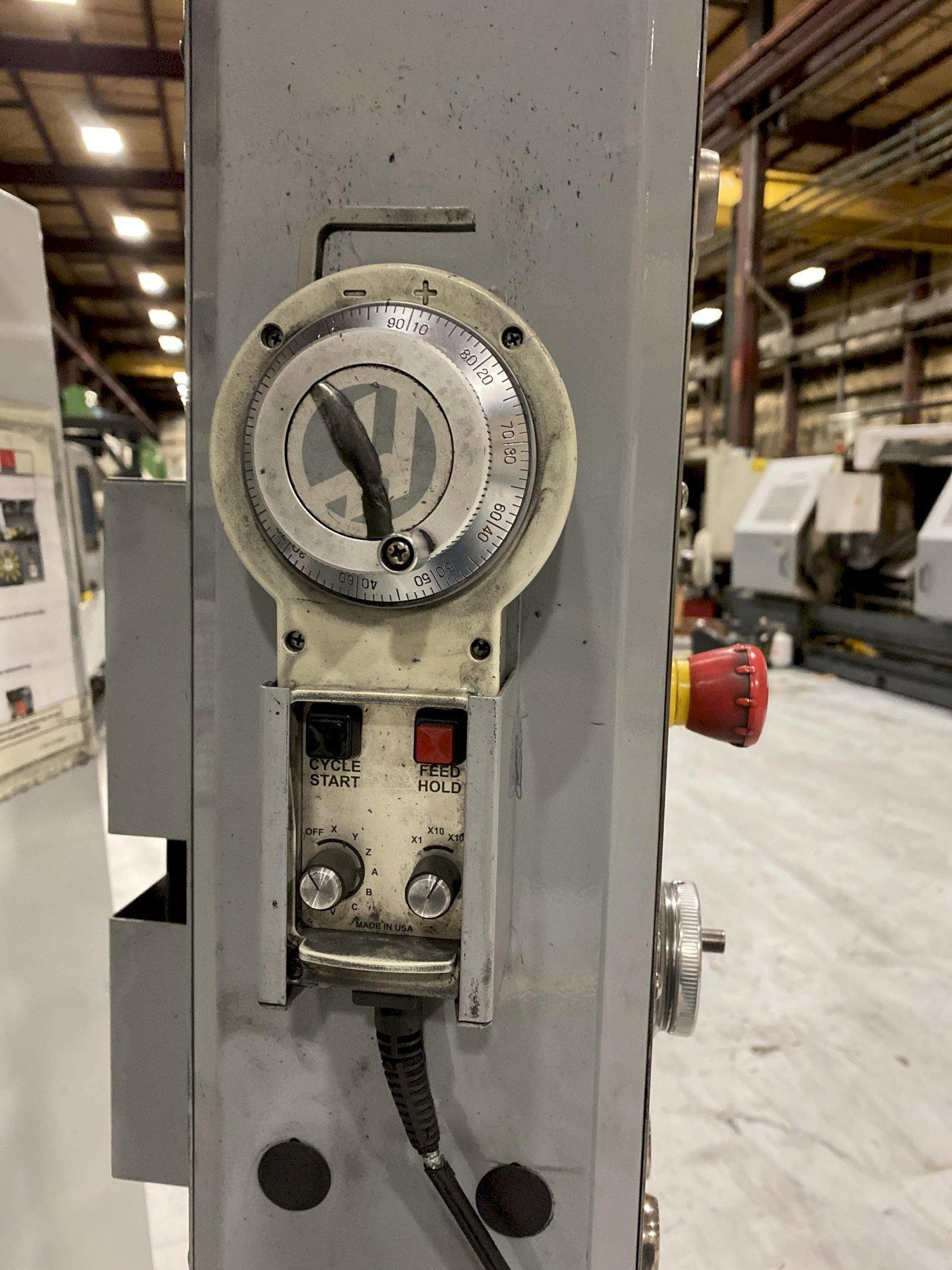 2005 Haas VF-2D CNC Vertical Machining Center