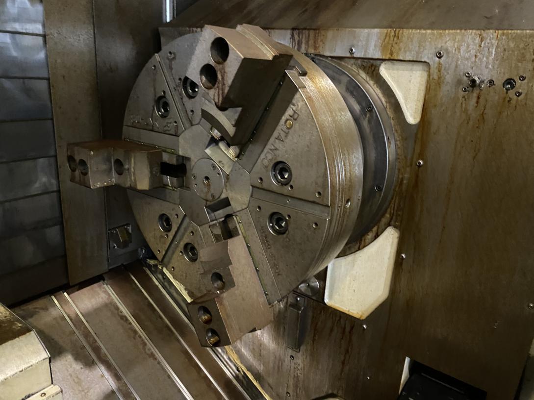 Mazak Integrex e-650HS/3000 II CNC Horizontal Milling & Turning Center
