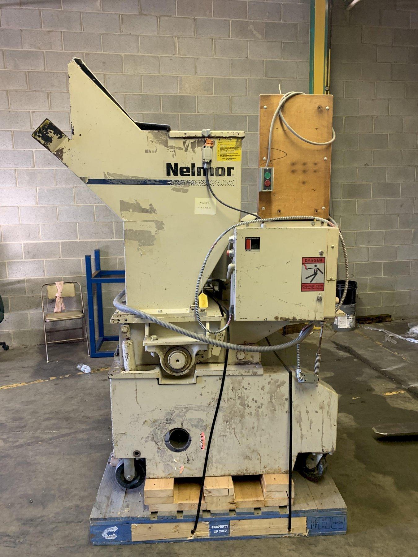 Nelmor Used G1224P1 Granulator, 40hp, 460V