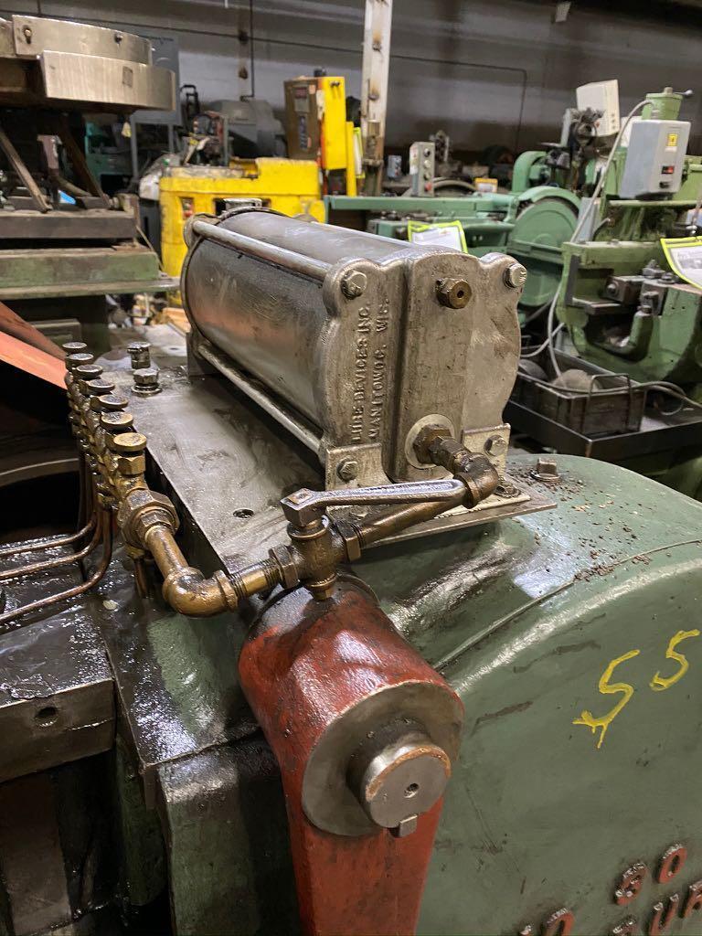 "1/2"" Waterbury Farrel Model #30 Horizontal Heavy Frame Thread Roller"