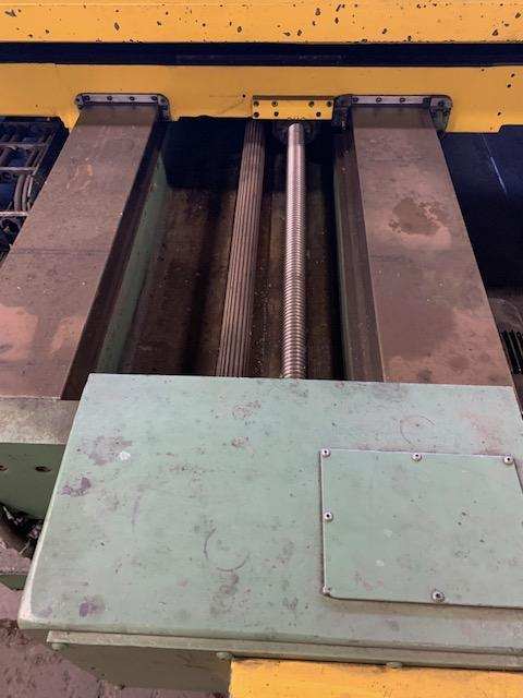 """5"""" GIDDINGS & LEWIS FRASER 70A-D5T CNC HORIZONTAL BORING MILL. STOCK # 0104021"""