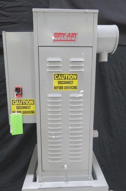 Bry-Air Used RD-20 Dryer, Desiccant, 120V, Yr. 1999