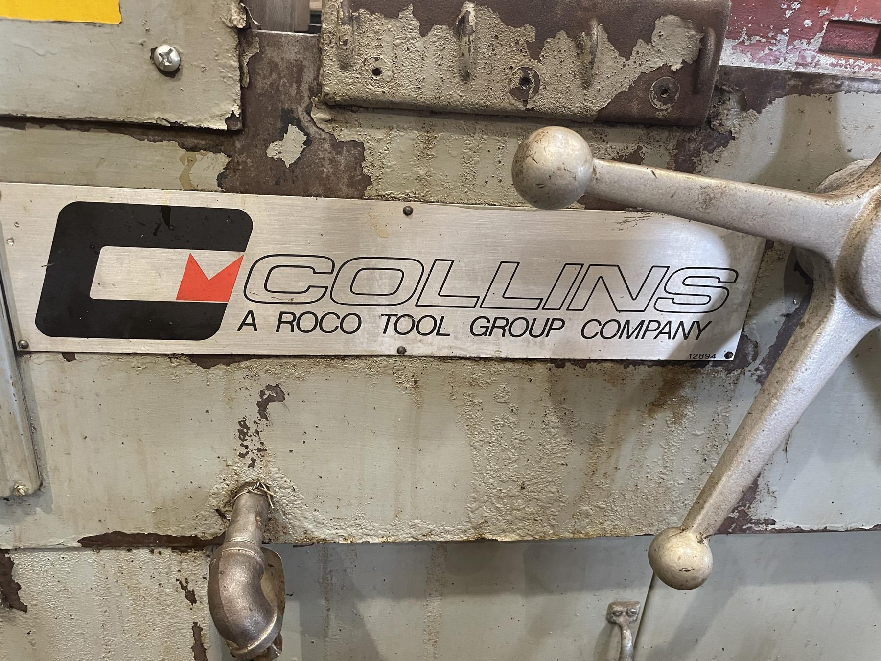 USED, COLLINS THRED-O-MATIC 66A PIPE THREADER