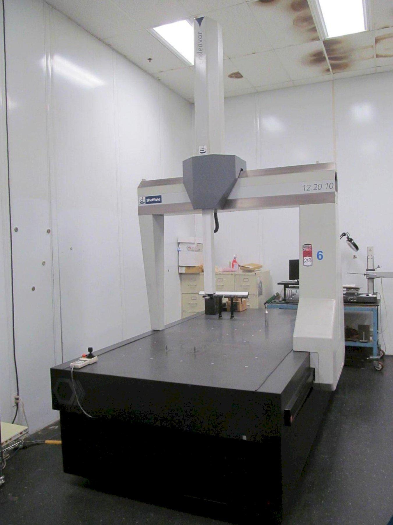 Sheffield Endeavor 12.20.10 Coordinate Measuring Machine (CMM)