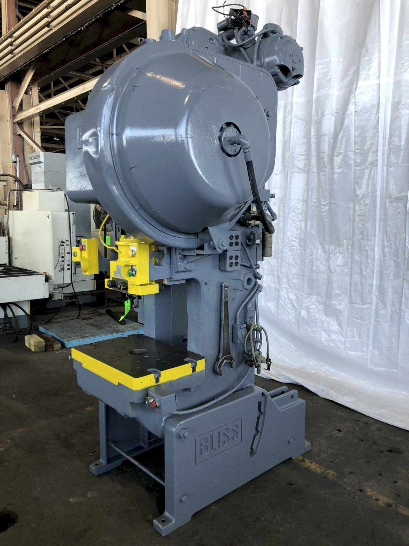 45 Ton Bliss OBI Press