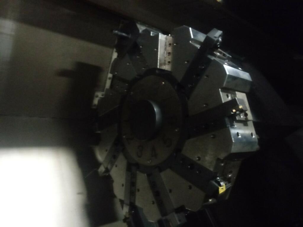 2014 SAMSUNG SL40/1500 - CNC Horizontal Lathe